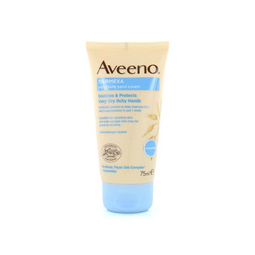 Aveeno Dermexa Emollient Hand Cream - 75 ml (voor droge en jeukende huid)
