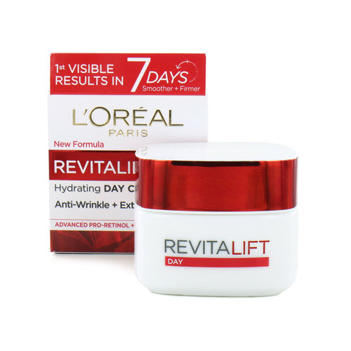 L'Oréal Revitalift 40 + Hydrating Anti Wrinkle + Extra Firming Dagcrème - 50 ml