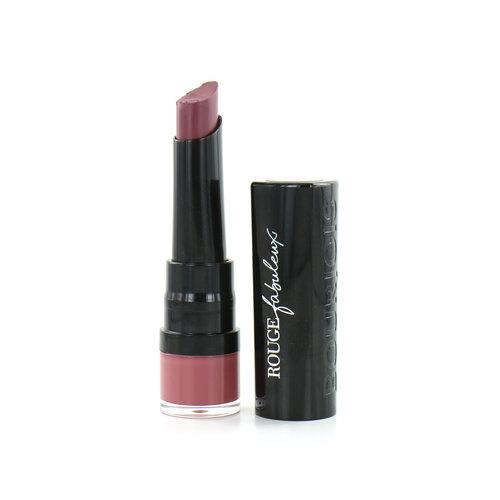 Bourjois Rouge Fabuleux Lipstick - 04 Jolie Mauve