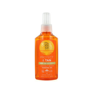Protect & Tan Tanning Oil - 150 ml (SPF 15)
