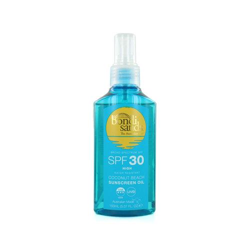 Bondi Sands Coconut Beach Sunscreen Oil - 150 ml (SPF 30)