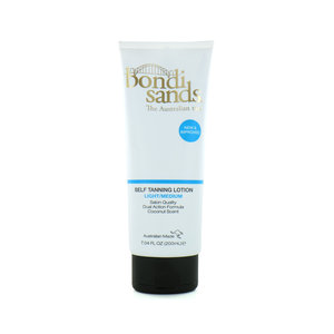 Self Tanning Lotion 200 ml - Light/Medium