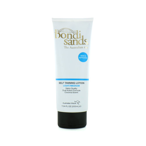Bondi Sands Self Tanning Lotion 200 ml - Light/Medium
