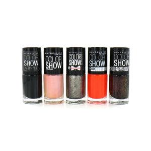 Nagellak - Set 21 (5 kleuren)