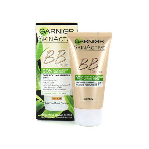 Garnier Skin Active Botanical BB Cream - Medium