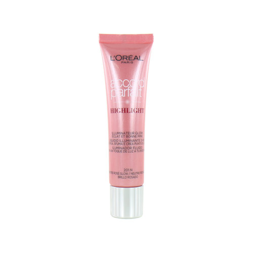 L'Oréal Accord Parfait Highlighter - 201.N Rose Glow