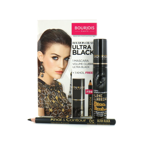 Bourjois Creates Ultra Black Cadeauset
