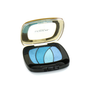 Color Riche Quad Oogschaduw - S15 Turquoise Spell