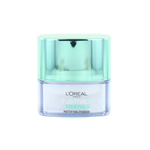 L'Oréal True Match Minerals Poeder Foundation - Translucent