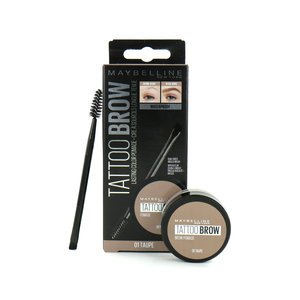 Tattoo Brow Lasting Color Pomade - 01 Taupe