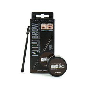 Tattoo Brow Lasting Color Pomade - 05 Dark Brown