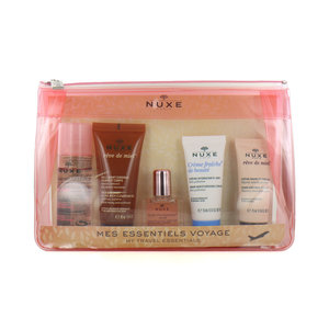 Travelkit Cadeauset - 40 ml - 30 ml - 10 ml - 15 ml - 15 ml