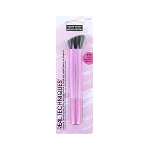 Pretty In Pink Angled Foundation Brush - Limited Edition
