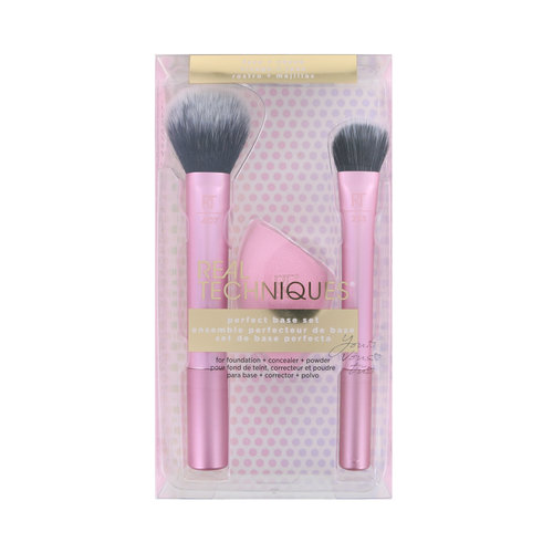 Real Techniques Perfect Base Brush Set