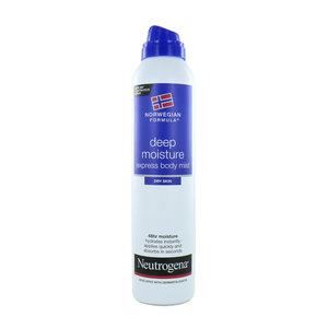Deep Moisture Express Body Mist - 200 ml