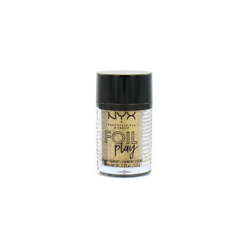 NYX Foil Play Cream Pigment Oogschaduw - 07 Pop Quiz