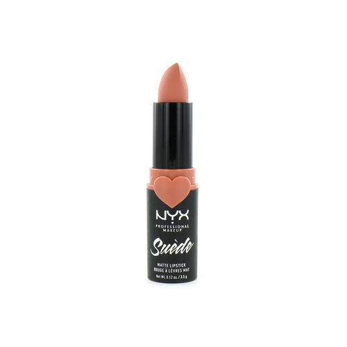 NYX Suède Matte Lipstick - 03 Rosé The Day