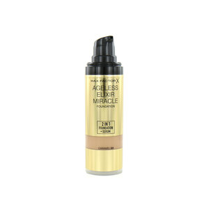Ageless Elixir Miracle Foundation - 85 Caramel