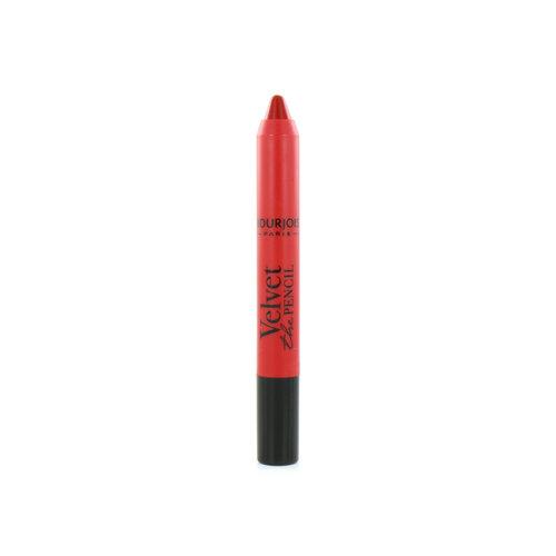 Bourjois Velvet The Pencil Matte Lipstick - 15 Rouge Es-Carmin
