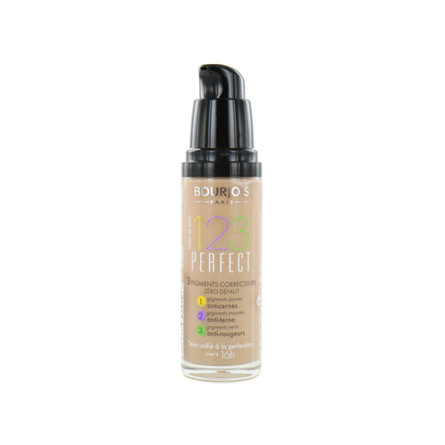 Bourjois 123 Perfect Foundation - 55 Dark Beige