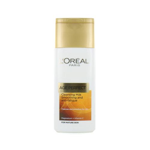 L'Oréal Age Perfect Anti-Fatigue Cleansing Milk - 200 ml