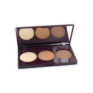 Contour Goddess Highlight & Contour Palette - Warm Matte