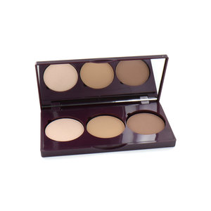 Contour Goddess Highlight & Contour Palette - Warm Shimmer