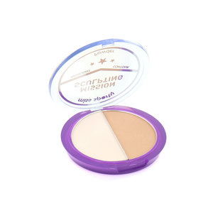 Mission Sculpting Highlighter Palette - 001 Mission Blondy