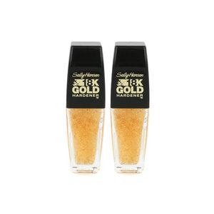 18K Gold Nail Hardener (set van 2)
