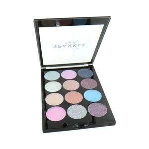 Ultra Sparkle Oogschaduw Palette - Cotton Candy