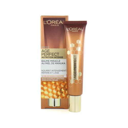 L'Oréal Age Perfect Nutrition Intense 60+ Miracle Balm - Manuka Honey