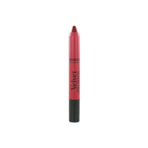 Bourjois Velvet The Pencil Matte Lipstick - 16 Rouge Di'Vin