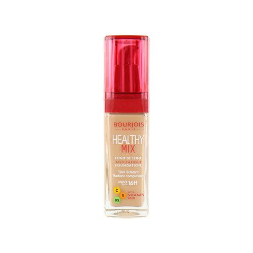 Bourjois Healthy Mix Anti-Fatigue Foundation - 55,5 Honey