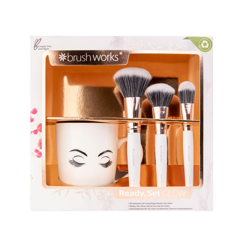 Brushworks Face Gift Set