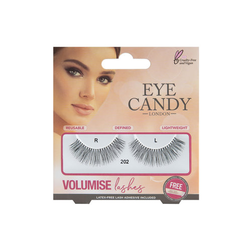 Eye Candy Volumise Nepwimpers - 202