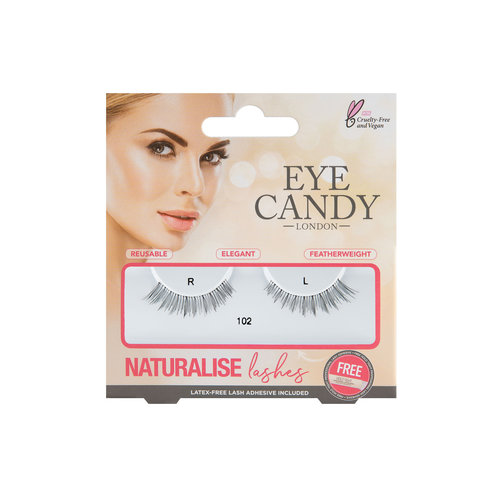 Eye Candy Naturalise Nepwimpers - 102