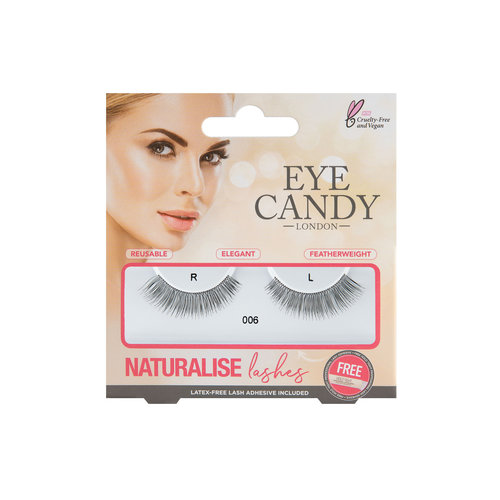 Eye Candy Naturalise Nepwimpers - 006