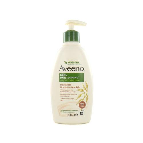 Aveeno Daily Moisturizing Yogurt Body Cream