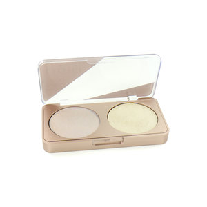 Luxe Light Lustre Duo Highlighter - Majesty