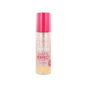 Skin Define Matte Perfect Foundation - Ivory