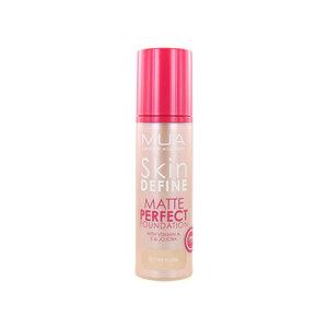 Skin Define Matte Perfect Foundation - Ivory Flush