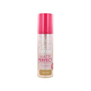 Skin Define Matte Perfect Foundation - Deep Fawn