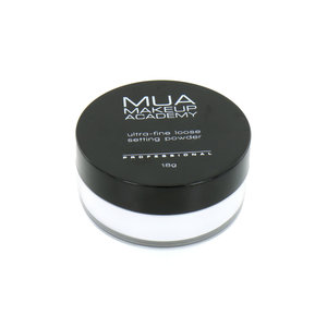 Ultra-Fine Loose Setting Powder - Transparant