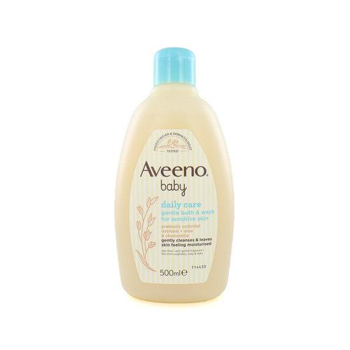 Aveeno Daily Care Baby Gentle Bath & Wash - 500 ml (voor gevoelige huid)
