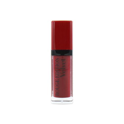 Bourjois Rouge Edition Velvet Matte Lipstick - 08 Grand Cru