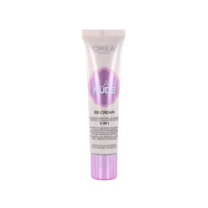 Glam Nude BB Cream - Medium To Dark Skin