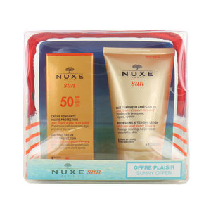 Summer Protection Ritual Cadeauset - 50 ml - 100 ml (SPF 50)
