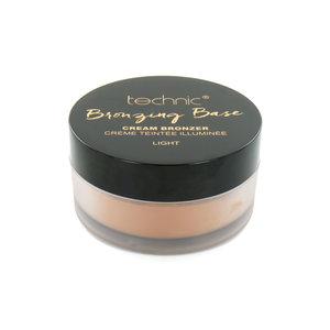Bronzing Base Cream Bronzer - Light