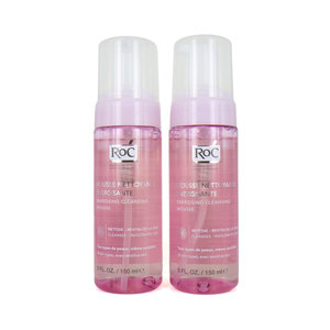 Energising Cleansing Mousse - 150 ml (Set van 2)