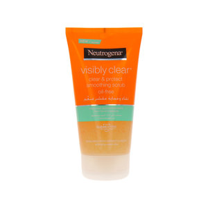 Visibly Clear Clear & Protect Smoothing Scrub - 150 ml